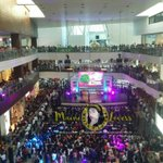 View from the top! See you @mainedcm @aldenrichards02 💛  #MainenyReasonsToSmile https://t.co/gqGrC3yXz8