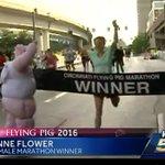 Congratulation to Anne Flower, the female winner of the Flying Pig Marathon: https://t.co/HRslljXICe https://t.co/h9LiObDMIv