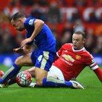 """""""@ManUtd_Es: Wayne Rooney en acción contra Leicester #mufc https://t.co/Y1cAtuDlH5"""""""