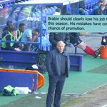 Brabin has to go. Failed with the bare minimum which was the playoffs. #TRFC #SWA #brabinout https://t.co/xZ4LbWvwns