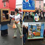 The @feilebealtaine parade was brilliant as usual. This year - arts theme. #Dingle #Ireland https://t.co/CIsjwZmsxf