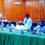 Addressing the Coalition of Islamic groups;Arewa House Auditorium,Kaduna. https://t.co/PBlCkd6zsL