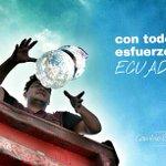 1ro de Mayo Solidario, con todo el esfuerzo mi Ecuador @MashiRafael @REspinosa_G @1rodeMayoSolidario https://t.co/njPmG7TDq4