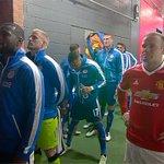 El Leicester, a un paso de ser campeón, en uno de los mejores estadios del planeta fútbol. https://t.co/KFzvbMSeec