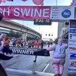 Sergio Reyes is our 2016 Male Marathon winner! #runflyingpig https://t.co/Co7cKl7Mzg