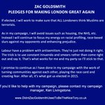 Why you should vote Zac Goldsmith. Here are his pledges for if he becomes mayor. https://t.co/G6GX66S5p1