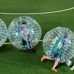 Want an alternative idea for a kids party? Then how about Zorb Football? #Huddersfield #PartyIdeas #ILoveHD https://t.co/bzSVReffzR