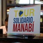 Con tu aporte ayudas a la reactivación económica de #Manabí. ¡1er viaje solidario #TourManabí! #1MayoSolidario https://t.co/4K6DzRMlcZ