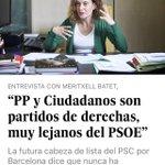 Tras 2 meses de blindaje del acuerdo entre PSOE y Ciudadanos, ¿decir esto no es un poco alucinante? Me pregunto. https://t.co/66XGbjUAqN