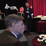 Anne Vermeer (99) vertelt over de oprichting van @PvdA_Arnhem #1mei https://t.co/6NxRxuiNoR