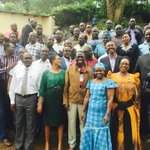 With some FDC elected leaders at a retreat on how to urgently deliver the CHANGE Ugandans deserve! https://t.co/LG2E6Xg0nX