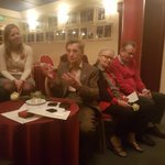 Anne Vermeer, vz van SDAP én @PvdA_Arnhem , 70 jaar lid dus, vertelt over het allereerste begin  #jarig https://t.co/gFo9XsQojE