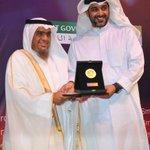 تطبيق ديوان الخدمة المدينة يفوز بجائزة الحكومة الذكية العربية .. https://t.co/1YfhSbLbc8 #البحرين #BAHRAIN https://t.co/NvXzYiZHFp