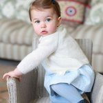 """@KensingtonRoyal: The Duchess took these pictures of her daughter in April at their home in Norfolk. https://t.co/kTOFEZKtQ0"""