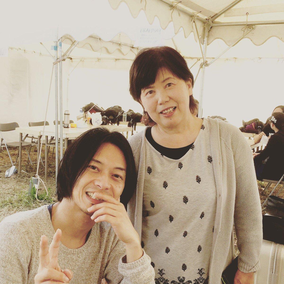 Dappe Rock's終了しました。茨城愛。母ちゃん来てました。 https://t.co/9GPEq5KQ3P