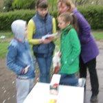 #ЦБС Юные жители Заволжского района приняли участие в пасхальной викторине. https://t.co/CgIrhHG3DT