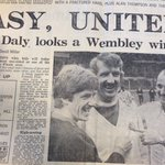 May 1st 1976 is a huge day for #saintsfc, taking on Man Utd in the FA Cup final! Not everyone likes their chances https://t.co/oH0LZqirXZ