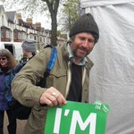 Great  to run into @gruffingtonpost at @RCMAmarkets - Gruffs #strongerin, are you? https://t.co/9bTVklLmVv
