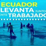 En el Día del Trabajo, los ecuatorianos demuestran que con esfuerzo y lucha todo se puede. #SoyEcuador. https://t.co/ITF8mmmE29