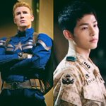 Captain mana yang paling hensem?  Rt for Captain Rogers Likes for Captain Yoo Si Jin https://t.co/R0Ftw1JcDq
