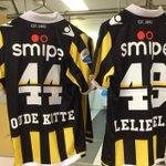 .@JulianLelieveld maakt zijn debuut in de Eredivisie, @thomasoudekotte maakt zijn basisdebuut. #Academie #Vitesse https://t.co/Lh4DFIAHu1