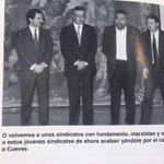 Un pie de foto redactado por Francisco Umbral en 1997. Visionario y demoledor. #1DeMayo https://t.co/uk7xhZozqZ