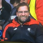 When youre losing 2-0, and youre drenched, but its okay because youre a bit of a lunatic. #lfc https://t.co/xoEbIrDg9P