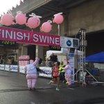 Our 3 female half marathon winners! #runflyingpig https://t.co/u8BS8NaJO9