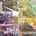 Todos día a día construimos una Patria diferente, un Ecuador revolucionario #1MayoSolidario @MashiRafael https://t.co/wqVydOr9Qs