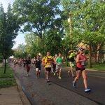 Mile 11 is looking good @RunFlyingPig https://t.co/Ap6rABu3Uw