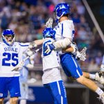 Its Championship Sunday 🏆  @Duke_MLAX vs. Syracuse for the ACC title at noon on ESPNU!  #GoDuke 🔵😈 https://t.co/web8rb0yIl