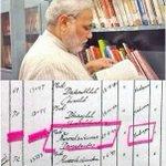 1) Wikipedia says Modis DOB - 17/9/1950 2) Modis 1st Class degree DOB - 21/8/1949 .@ColdCigar @iAnkurSingh ???? https://t.co/un6kdv3aV8