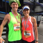 Congratulations to Amy Robillard and David Bae the @RunFlyingPig half-marathon winners!!! @Local12 https://t.co/UI5eguJKtZ