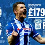 If the prices and promotion arent enough to make you want one of these, surely @power_m4 is! #upthetics #wafc https://t.co/dgOlm6cK2D