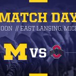 W: Playing for a title today! Cant make it, live scoring: https://t.co/t30DN4zi3Y #goblue https://t.co/Hv7L3XSp0q