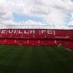 Deseando que llegue la hora. #UEL #SevillaFC https://t.co/JrKl6CLyeN