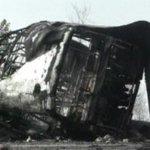 1 мая 1999 — авиация НАТО разбомбила автобус на мосту близ Приштины, в результате чего погибло 23 человека #Косово https://t.co/GbsazcriK2