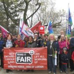 @OpseuRoo @DavidHeap RT #MaydayRally in #LdnOnt #May1 #MayDay #MayDay2016 https://t.co/GBd1RDrIqn