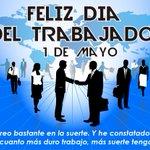 A celebrar ayudando #1deMayoSolidario Feliz día a todos los trabajadores @MashiRafael https://t.co/uIYplEDSPl