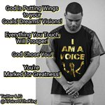 @malachijones_7 Dreams are Turning into Reality #IAmAVoice https://t.co/xwdZWXi3Tg