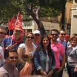 #1demayo2016 #Almería. Contra la pobreza salarial y social. https://t.co/ZtIPggLyFy