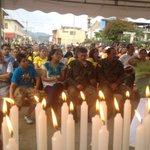 Con misa campal en #Jama iniciamos jornada de solidaridad que incluye minga en varias poblaciones #1MayoSolidario https://t.co/6SjhVyu9ey