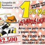 #iquique apoye a los bomberos con su plato único para el día de hoy. https://t.co/MEe4NdNOj0