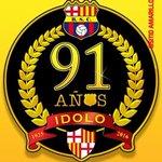 El del #Idolo el cumpleaños mas esperado del año...felices #91AñosdeGloria @BarcelonaSCweb !!! ????⚽️???? https://t.co/6JAletCrIW