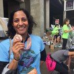 Sailaja, half - I run for fitness. #whyirun #runflyingpig https://t.co/TvM3cXbMGZ