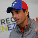 Capriles: Lo único que ha hecho Maduro es adelantar los 30 minutos del huso horario https://t.co/nbUSoWJkpj https://t.co/3zPLSS7qSn