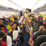 ¡La mejor forma de apoyar a Manabí, es visitándolo! Así inició el viaje: #TourManabí #1MayoSolidario Gracias Ecuador https://t.co/VemHr8hZ5c