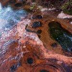 #SomosSantandereanos. @maurobucaro Tenemos lugares de encanto. Quebrada El Salitre en Guadalupe https://t.co/Ec387BABjC
