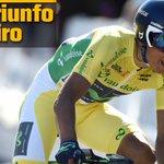 Nairo Quintana, el vencedor final de la Vuelta a Romandía https://t.co/Ion0HGfn3k https://t.co/tQzni12cot