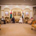 جلالة الملك عبدالله الثاني يلتقي سمو الشيخ محمد بن زايد آل نهيان في أبو ظبي #الأردن https://t.co/rsmOIExRmq